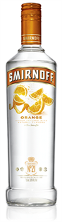 Smirnoff Vodka Orange 1.00l